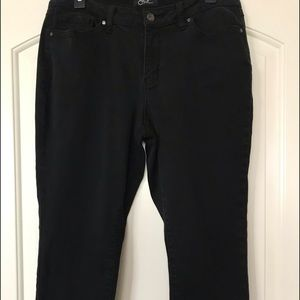 Earl skinny ankle jeans